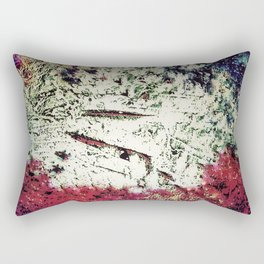 To Camouflage in Happiness #SWIM Rectangular Pillow