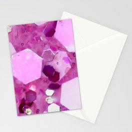Pink Pop Stationery Cards