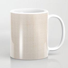 Pantone Hazelnut Dry Brush Strokes Texture Pattern Coffee Mug