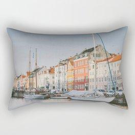 The Harbour Rectangular Pillow