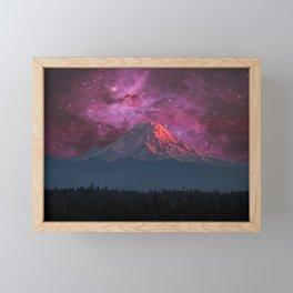 All We Need Framed Mini Art Print