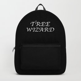 Tree Wizard Backpack