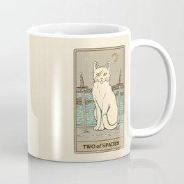 Two of Spades Coffee Mug