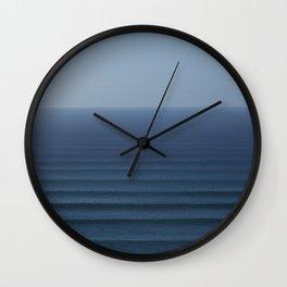 Ocean Rhythms Wall Clock