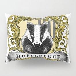 Hufflepuff Color Crest Kissenbezug