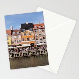Nyhavn Canal, Copenhagen Stationery Cards