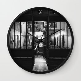 2nd & 6th Wall Clock