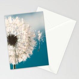 Flower - Taraxacum Officinale Stationery Cards