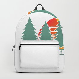 New Jersey City Garden State Gift Backpack
