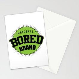 Original bored brand Stationery Cards