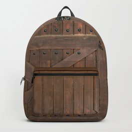 Brown Door Backpack