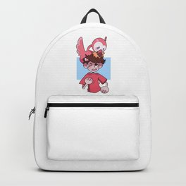 Alberts Flamingo Backpack