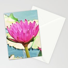The Water Lily Stationery Cards