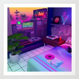 Room 84 Kunstdrucke