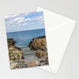 Marginal Way/Maine's Rocky Coast Stationery Cards