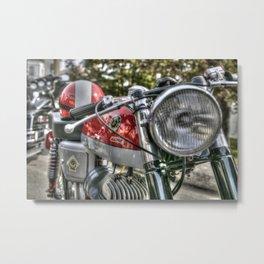 Bultaco Metal Print