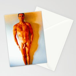 Soldier Penis Stationery Cards