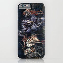 The Four Horsemen of the Apocalypse 2016 iPhone Case