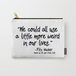Fan-favorite Fitz Quote Tasche