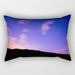 Sun Rise Sky Rectangular Pillow