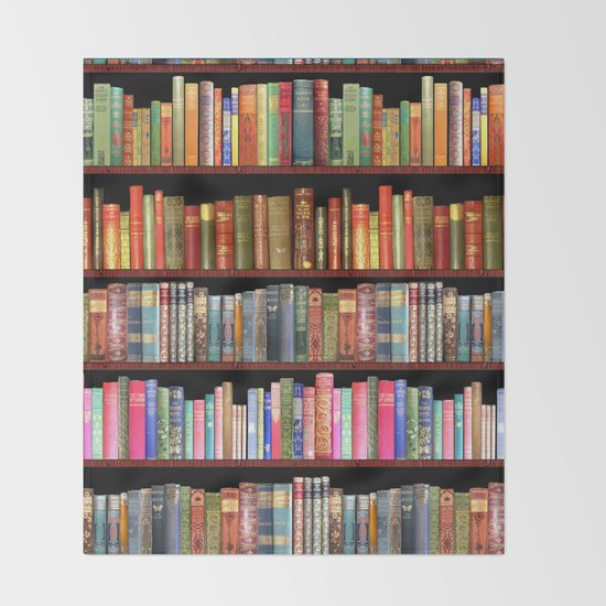 Vintage books ft Jane Austen & more by magentarose