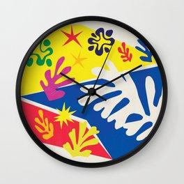 Matisse Vintage Art Wall Clock