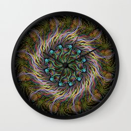 Mesmerize Me Wall Clock