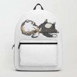 Sleeping Cats Backpack