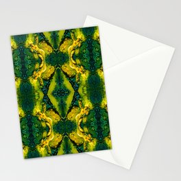 Nomi Malone Green Goddess Stationery Cards