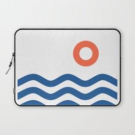 Nautical 02 Seascape Laptop Sleeve