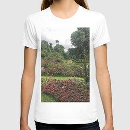 Stormy Garden T-shirt