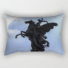 Pegaso A.Q. Rectangular Pillow