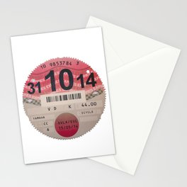 Very Taxing Stationery Cards
