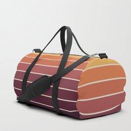Gradient Arch - Sunset Duffle Bag