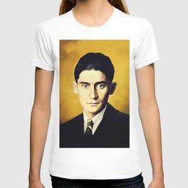 Franz Kafka, Literary Legend T-shirt