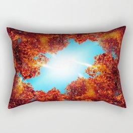 Open Wide Rectangular Pillow
