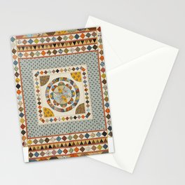 Mrs Vigor's Medallion Stationery Cards
