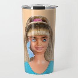 Quarantine Doll Travel Mug