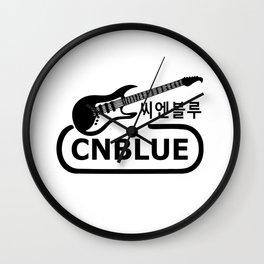 Awesome KPop Rock Band CNBLU Wall Clock