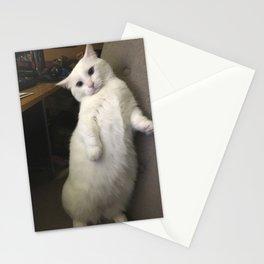 Artemis Posing 6 Stationery Cards