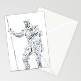 Hedley Reiver Art Stationery Cards