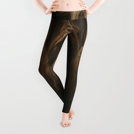 Scottish Highland Cattle Leggings