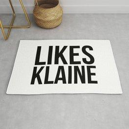 Likes Klaine Rug