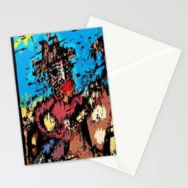 The Bushranger  Stationery Cards