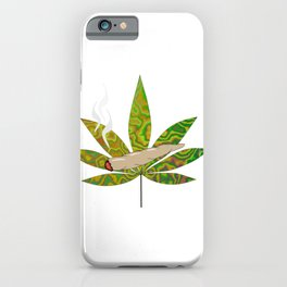 Weed Joint iPhone Case
