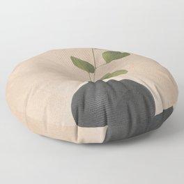 Eucaliptus Decoration II Floor Pillow