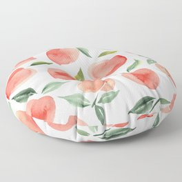 peaches Floor Pillow