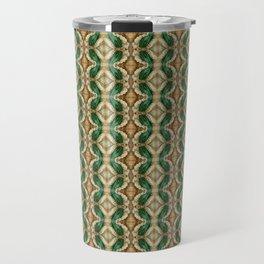 Avery - an original pattern  Travel Mug