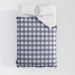 Blue Buffalo Check Comforters