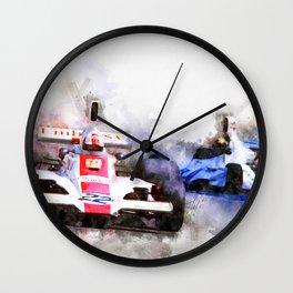 Rolf Stommelen Wall Clock
